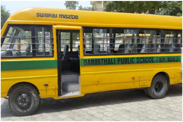 Banasthali Public School-Transportation