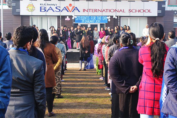 Basava international School-Events