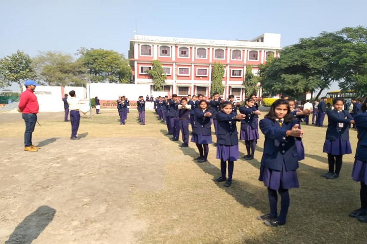 Bhagati Ji Memorial Model School-Assembly time