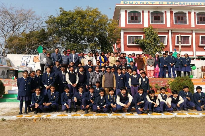 Bhagati Ji Memorial Model School-Farewell