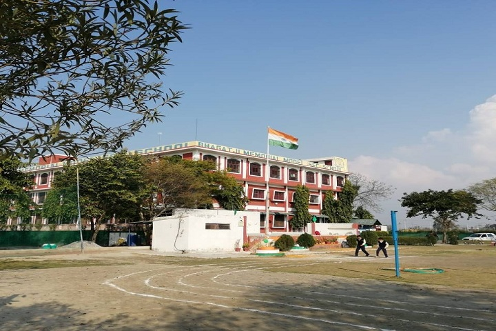 Bhagati Ji Memorial Model School-School building