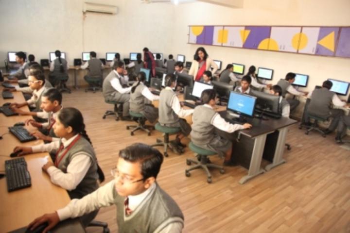 Bhai Parmanad Vidya Mandir-Computer Lab
