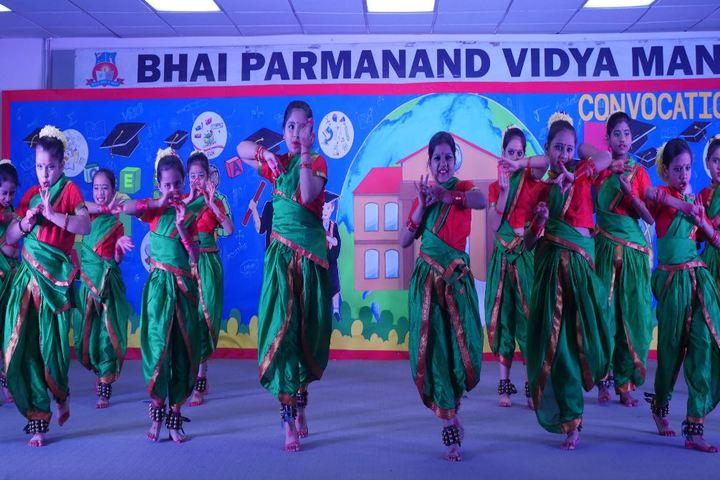 Bhai Parmanad Vidya Mandir-Cultural Fest