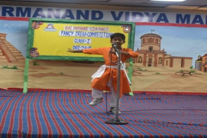 Bhai Parmanad Vidya Mandir-Fancy Dress Competition