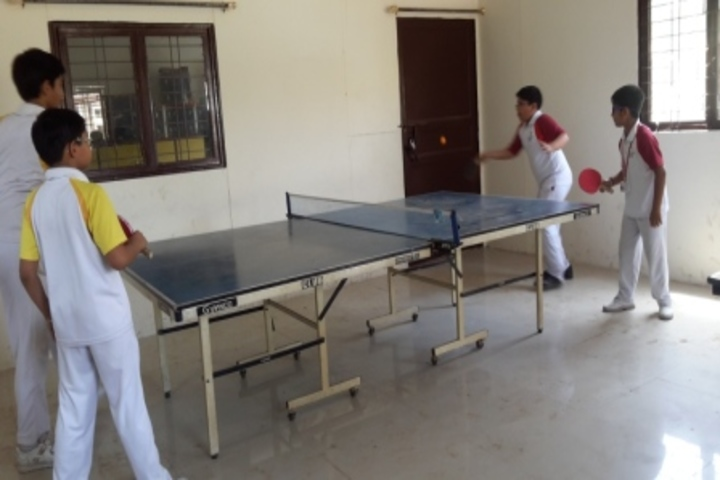 Bhai Parmanad Vidya Mandir-Indoor Games