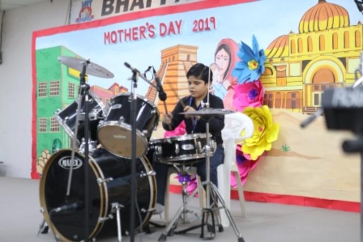 Bhai Parmanad Vidya Mandir-Music Activity
