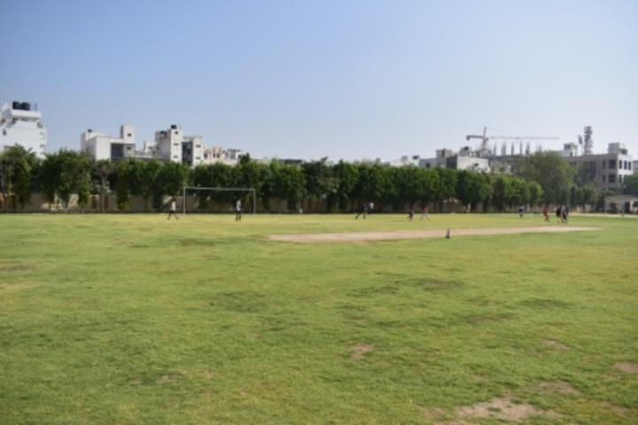 Bhai Parmanad Vidya Mandir-Play Ground