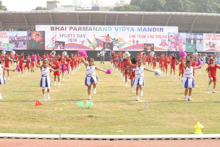 Bhai Parmanad Vidya Mandir-Sports Day