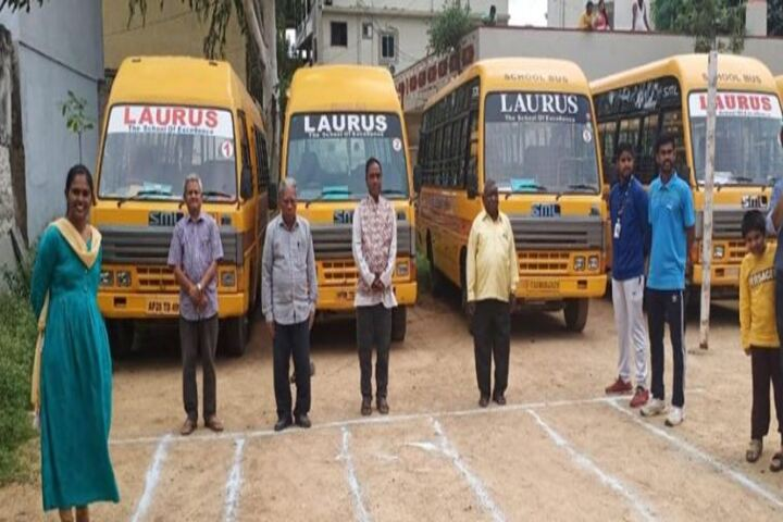 Laurus The School Of Excellence-Staff