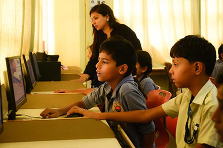 Bharat National Public School-Computer Lab