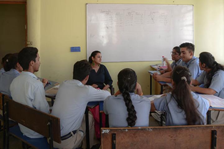 Bharat National Public School-Debate Competition
