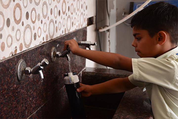 Bharat National Public School-Drinking Water Facility