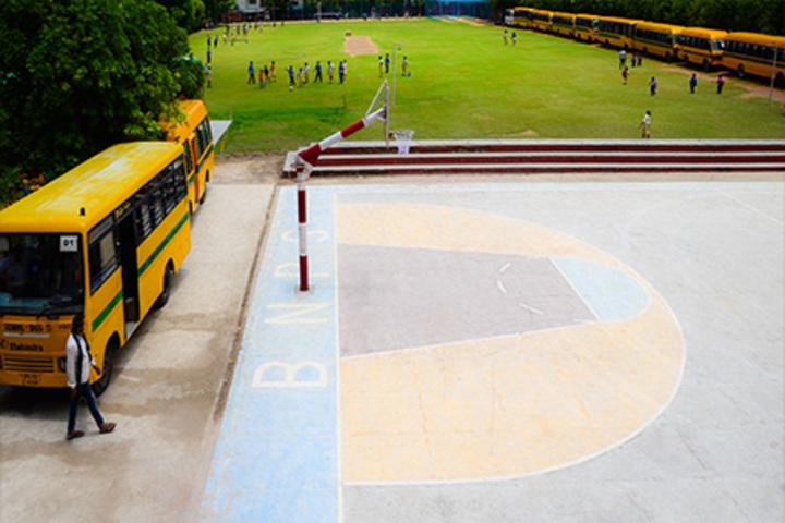 Bharat National Public SchoolPlay Ground
