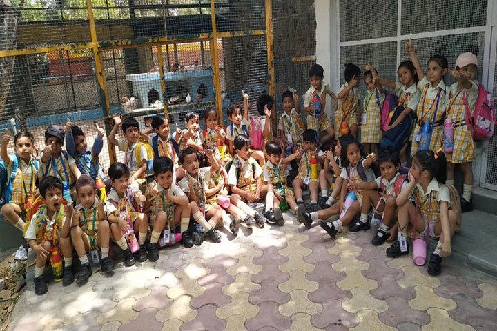 Bharat National Public School-School Excursion