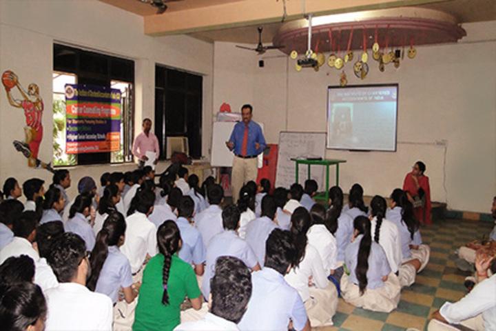 Bharat National Public School-Smart Classroom