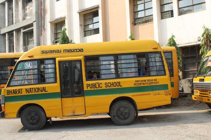 Bharat National Public School-Transport