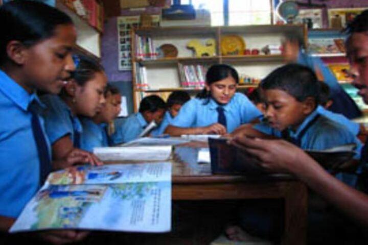 Bharat Shakti Public School-Reading