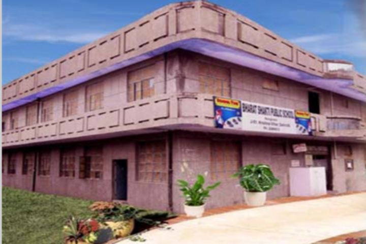 Bharat Shakti Public School-Building