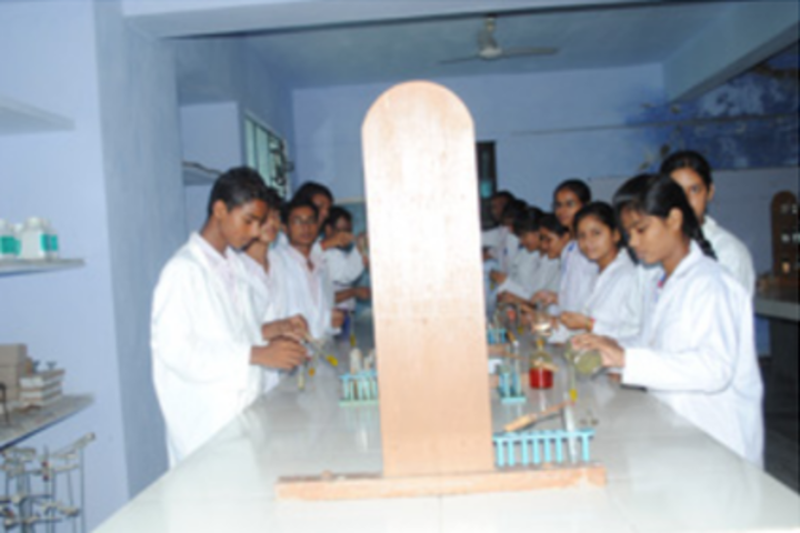 Bharat Shakti Public School-Lab