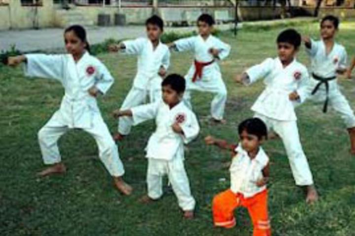 Bharat Shakti Public School-Sports