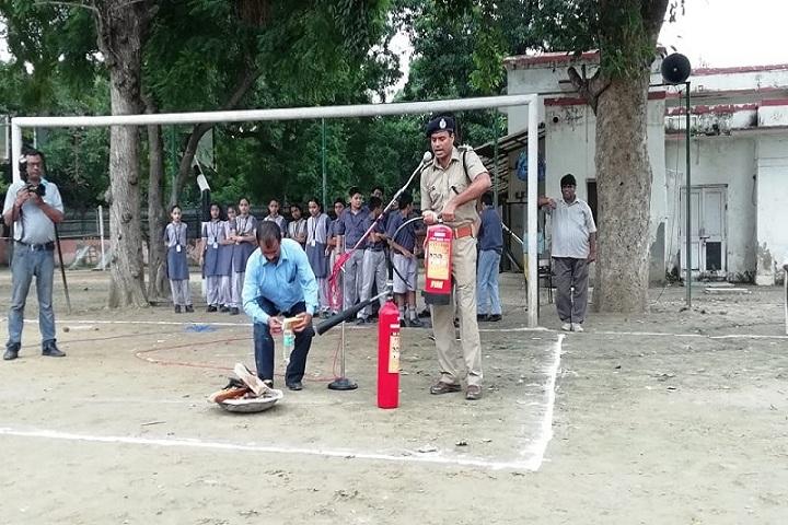 Bharatiya Vidya Bhavans Mehta-Fire Safety Measures