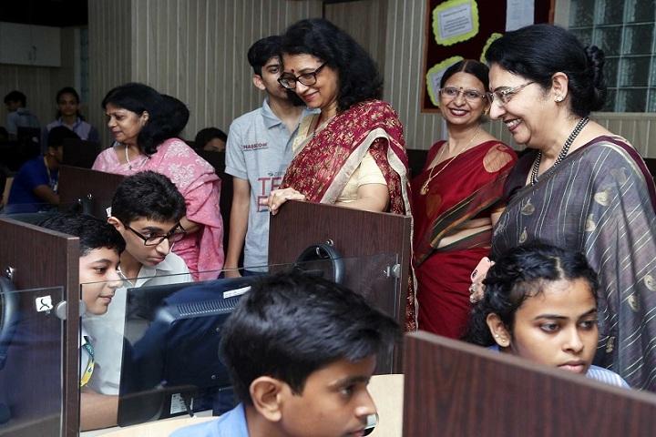 Bharatiya Vidya Bhavans Mehta-Computer Lab