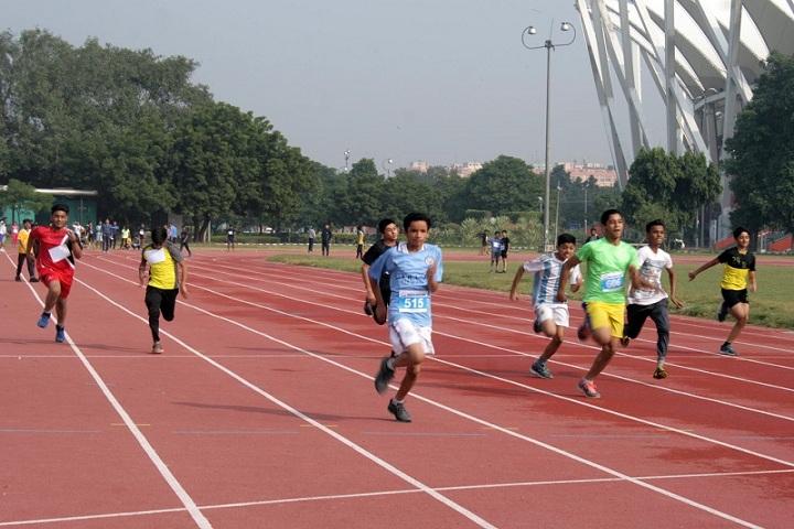 Bharatiya Vidya Bhavans Mehta-Sports Day