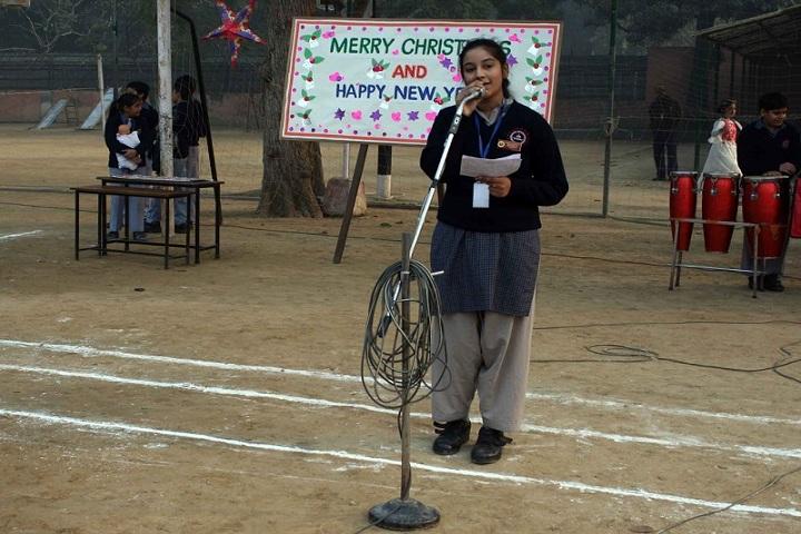 Bharatiya Vidya Bhavans Mehta-Christmas Celebrations