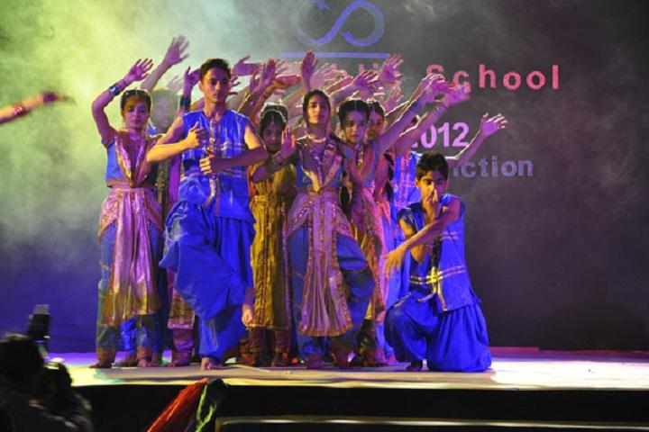 Bharti Public School-Annual Day