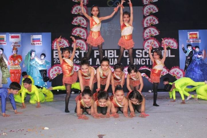 Bharti Public School-Foundation Day