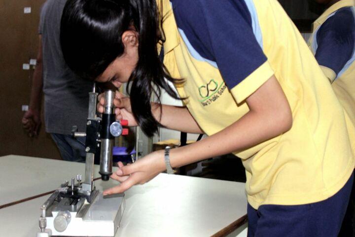 Bharti Public School-Physics Lab