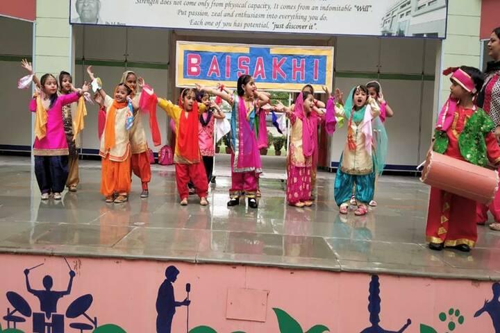Bharti Public School-Cultural Fest