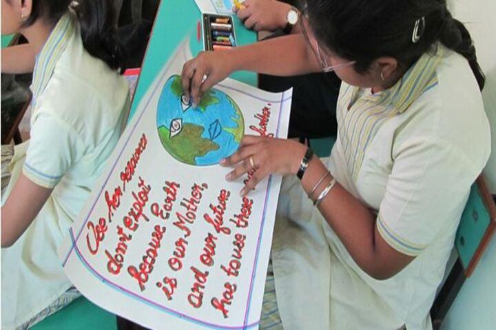 Bharti Public School-Environment Day