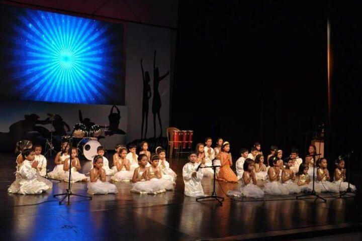 Bharti Public School-Music Activity