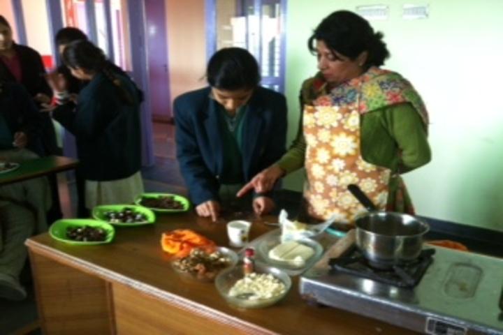 Bharti Public School-Workshop