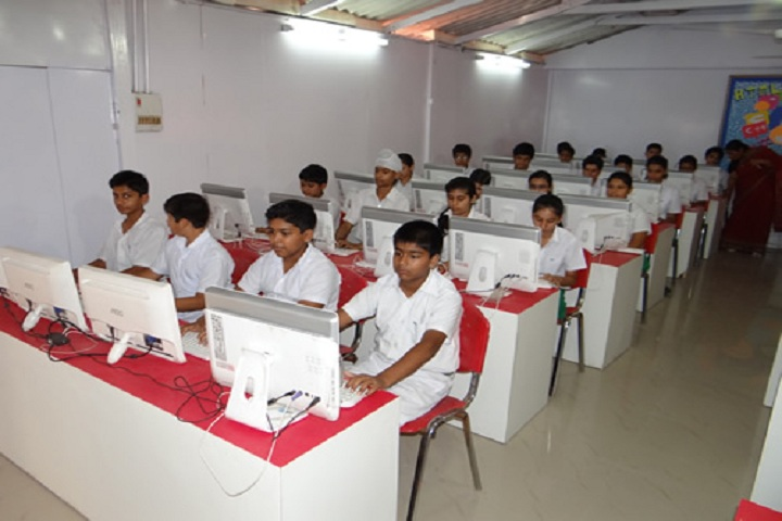 Bhatnagar International School-Computer Lab