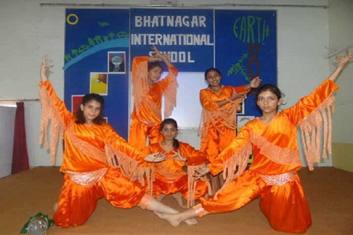 Bhatnagar International School-Earth Day