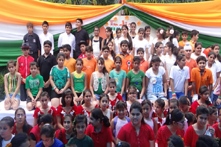 Bhatnagar International School-Independence Day
