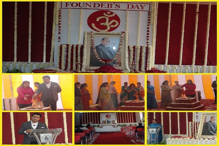 Bhatnagar International School-Founders Day Celebration