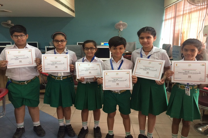 Bhatnagar International School-Achievement