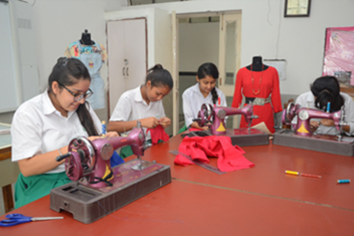 Bhatnagar International School-Fashion Study