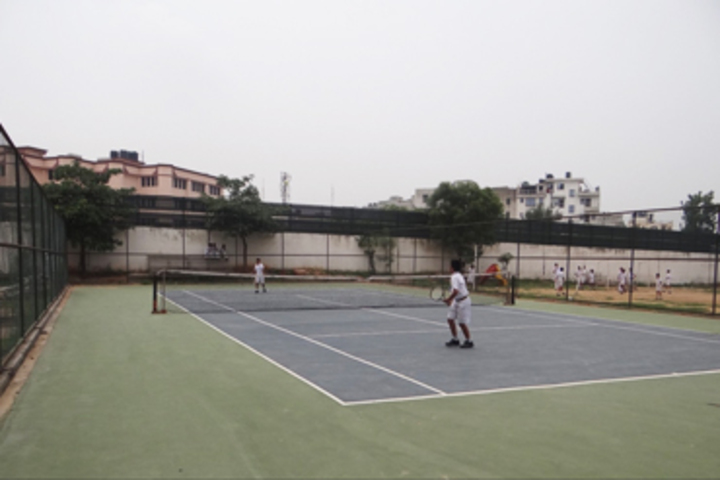 Bhatnagar International School-Play Ground