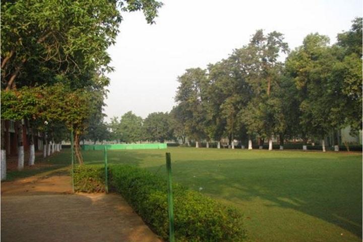 Bhavans Sawan Public School-School ground