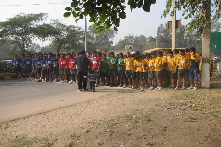 Bhavans Sawan Public School-Sports