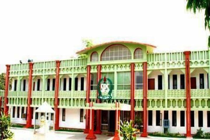 Bhavans Sawan Public School-school building