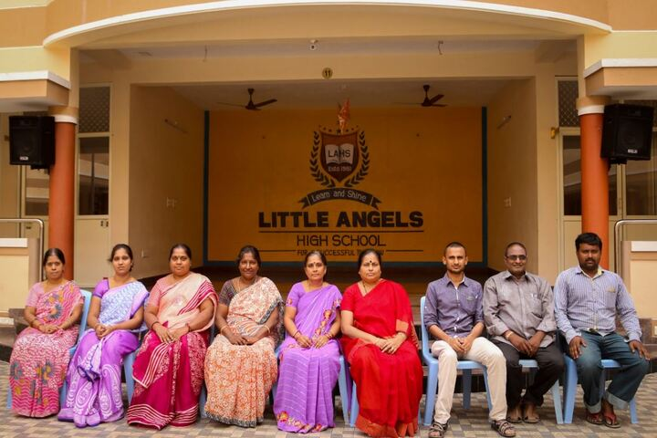 Little Angels High School-Staff