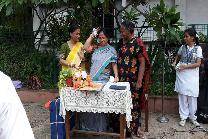 Bidhan Chandra Vidyalaya Senior Secondary School-Farewell