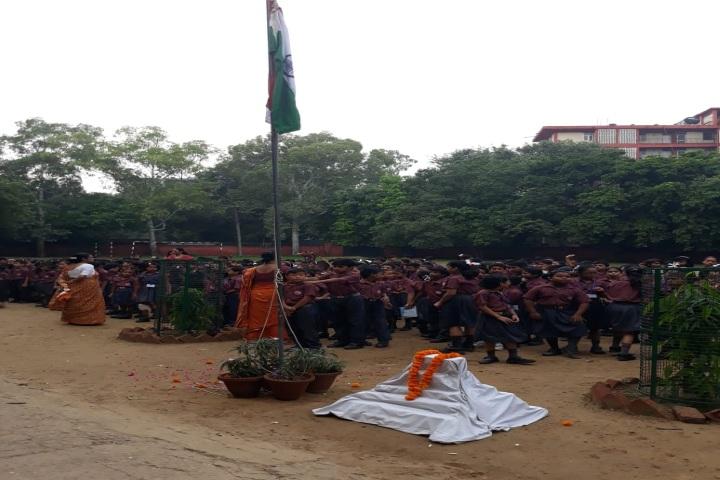 Bidhan Chandra Vidyalaya Senior Secondary School-Independence Day