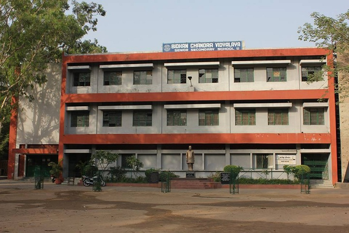 Bidhan Chandra Vidyalaya Senior secondary school-School view