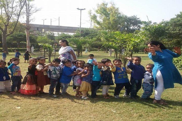 Blooming Dales Public School-Kids